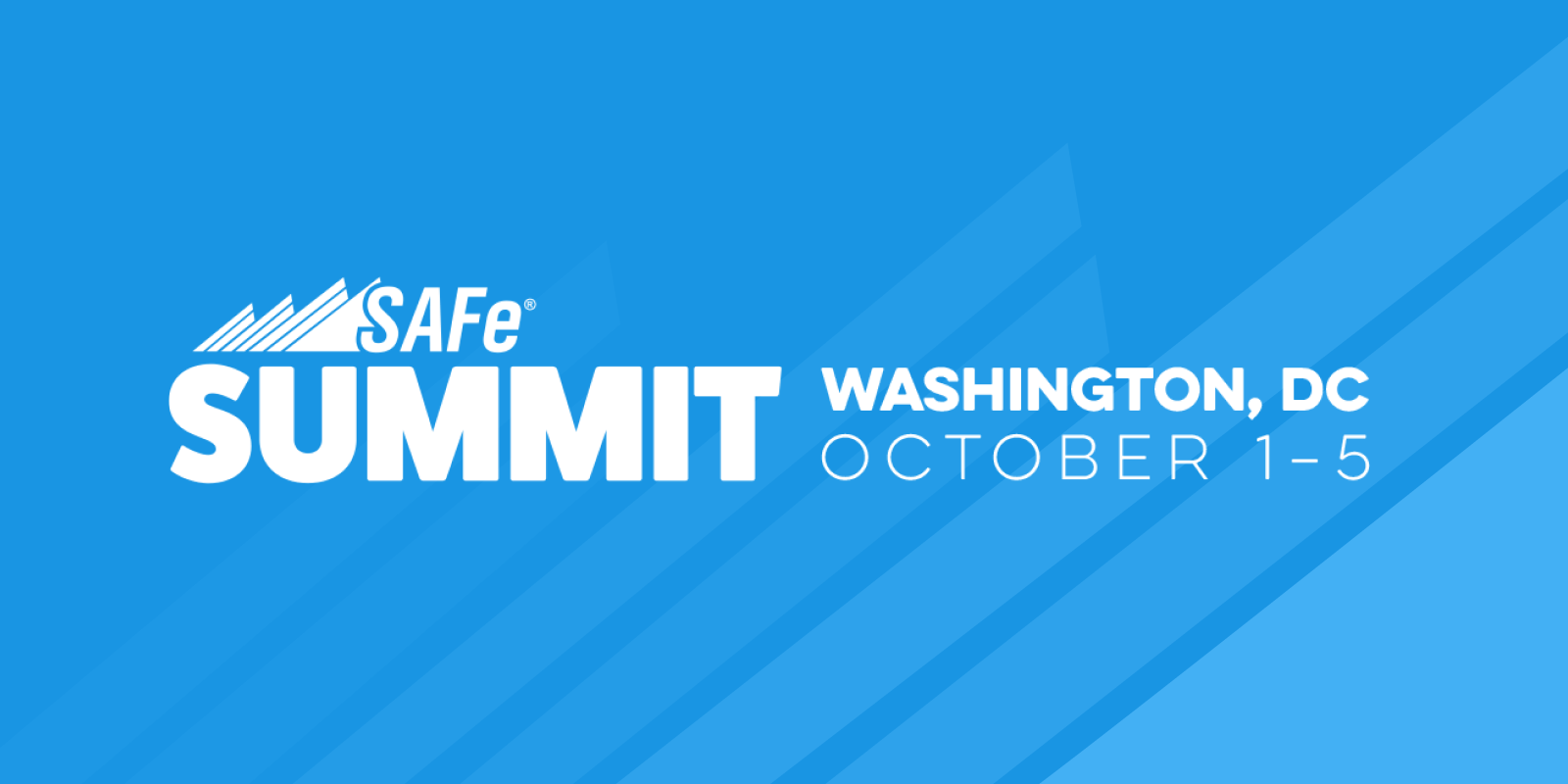 SAFe Summit 2019, Steve Moubray presented Communities of Practice